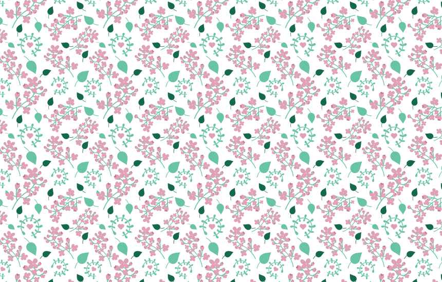Spring Floral Pattern-8
